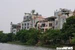 Tràn làn vi phạm xây dựng, Chủ tịch phường ở Hà Nội bị kiểm điểm