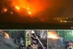Toàn cảnh thảm hoạ cháy rừng ở Hà Tĩnh