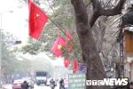 Anh: Duong pho Hai Phong 'thay ao' chao don nha lanh dao Trieu Tien du kien den tham hinh anh 1