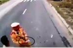 CSGT dẫm lên vật nghi là tiền của lái xe: Giám đốc Công an Hà Nam lên tiếng