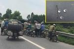 Hàng trăm phương tiện dính bẫy đinh trên cao tốc: Công an Bắc Ninh thông tin bất ngờ