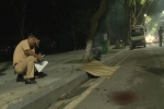 Phóng mô tô như bay trên đường, cặp nam nữ chết thảm trong đêm
