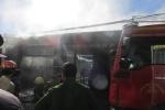 Mâu thuẫn làm ăn, phóng hỏa đốt nhà khiến 2 người thương vong