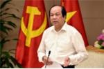 Bo truong Mai Tien Dung: De xuat mat bang lai xe phai thi lai rat buon cuoi hinh anh 1