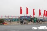 Anh: Duong pho Hai Phong 'thay ao' chao don nha lanh dao Trieu Tien du kien den tham hinh anh 2