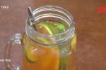 Cách làm trà chanh cam quất sả ngây ngất cho mùa hè