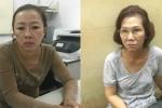 Cướp tài sản của du khách nước ngoài, 2 người phụ nữ bị bắt