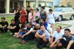 Hàng chục dân chơi tìm đường tháo chạy sau 'tiệc ma túy đá'