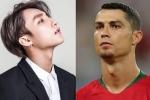 Cùng Ronaldo, Sơn Tùng M-TP lọt top 100 gương mặt đẹp nhất thế giới năm 2018