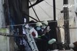 Clip: Hiện trường vụ cháy nhà nghiêm trọng, 3 mẹ con chết thương tâm ở Sài Gòn