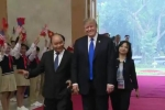 Video: Thủ tướng Nguyễn Xuân Phúc hội kiến Tổng thống Trump