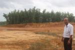 Dân tố cán bộ 'bảo kê' khai thác đất trái phép: Chuyển hồ sơ cơ quan điều tra