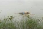 Phát hiện thi thể nam thanh niên nổi trên sông ở Nam Định