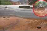 Nhà máy phân bón tại Lào Cai vỡ đập hồ chứa chất thải: Buộc tạm dừng hoạt động