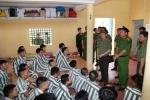 Thu truong Cong an: Khong de xay ra dot xuat, bat ngo trong moi tinh huong o trai giam Hoang Tien hinh anh 1