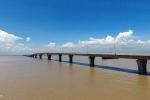 Cận cảnh cầu vượt biển dài nhất Đông Nam Á khánh thành trong ngày Quốc khánh Việt Nam