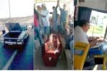 Xe tang hỏng, người nhà bắt... xe buýt đưa quan tài đến nghĩa trang