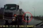 Clip: Pha tai nạn 'thần chết ngủ quên' khiến dân mạng thót tim