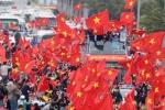 VIDEO trực tiếp: Lễ vinh danh đoàn thể thao Việt Nam và tuyển Olympic tại SVĐ Mỹ Đình