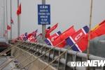 Anh: Duong pho Hai Phong 'thay ao' chao don nha lanh dao Trieu Tien du kien den tham hinh anh 10