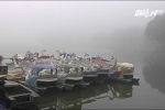 Hà Nội mù mịt cả ngày do sương mù hay ô nhiễm?