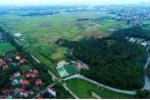 Ảnh: Cận cảnh khu vực dự kiến làm trường đua ngựa 10.000 tỷ đồng ở ngoại thành Hà Nội
