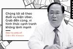 Uber, Grab và xe truyền thống: 'Đấu trường sinh tử'?