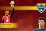 Bùi Tiến Dũng bán đấu giá găng tay, ủng hộ nhà vô địch SEA Games bị ung thư