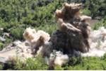Video: Xem Triều Tiên đánh sập bãi thử hạt nhân theo đúng tuyên bố