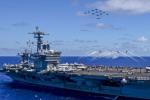 Vì sao USS Carl Vinson được mệnh danh là 'Thành phố nổi' của Hải quân Mỹ?
