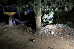 Thi thể nam giới nghi bị sét đánh ở TP.HCM