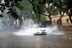Dự báo thời tiết hôm nay 18/6/2017: Bắc Bộ mưa lớn suốt 3 ngày
