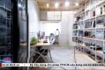 Cận cảnh căn nhà 10m² đầy đủ tiện nghi, đẹp nức tiếng Thủ đô