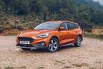 Ford Focus Active Wagon 2019 tăng độ an toàn, ra mắt tại châu Âu