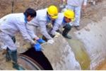 Sáng nay, 9 bị cáo hầu tòa sau 18 lần vỡ đường ống nước sông Đà