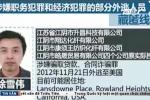 Quan tham Trung Quốc tự về nước đầu thú sau 5 năm lẩn trốn