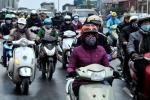 Không khí lạnh tràn về, thời tiết Hà Nội xuống 12°C