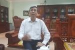Quy hoạch con trai làm Phó giám đốc: Giám đốc Sở GD-ĐT Vĩnh Phúc lý giải