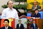 Thủ tướng, các Phó Thủ tướng điều hành những công việc gì?