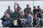 Venezuela chính thức khởi động cuộc tập trận lớn nhất trong lịch sử
