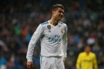 Ronaldo vẫn tịt ngòi, Real Madrid thua sốc trên sân nhà