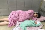 Trao nhầm con ở Hà Nội: Rất dễ nhầm con nếu mẹ nhập viện cấp cứu phải gây mê lập tức