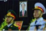 VIDEO: Trực tiếp Lễ truy điệu Chủ tịch nước Trần Đại Quang