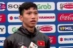 Clip: Văn Hậu tự tin sẽ đánh bại U23 Thái Lan