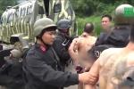 Video: Cảnh sát đấu súng, bơm nước diệt hang ổ ma túy ở Sơn La thế nào?
