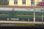 Video: Bí ẩn đoàn tàu kiểu cũ màu xanh lá của lãnh đạo Triều Tiên