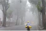 Bắc Bộ giảm mưa, nhiệt độ tăng nhẹ trước khi đón không khí lạnh