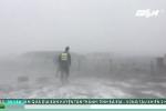 Thời tiết cực đoan ở Trung Quốc: Tuyết rơi trắng trời giữa mùa hè