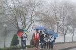 Miền Bắc đón không khí lạnh kèm mưa, có nơi dưới 14 độ C