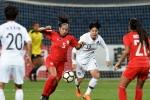 Dùng đội hình 'kiểu Mỹ', Philippines vẫn không hơn tuyển nữ Việt Nam